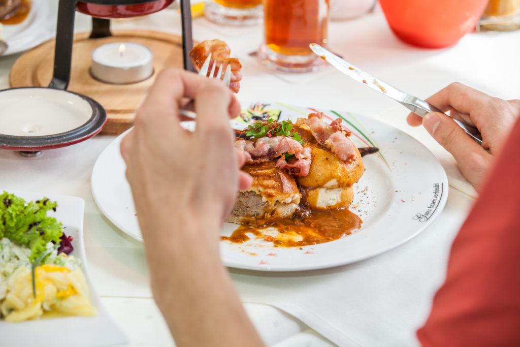 Gutes Essen in der Rhön