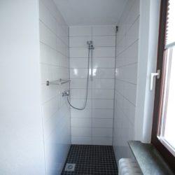 Vierbettzimmer - Dusche