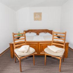 Doppelzimmer im Gasthof Fuldaquelle
