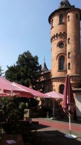 Außenansicht von Hotel Grillenburg