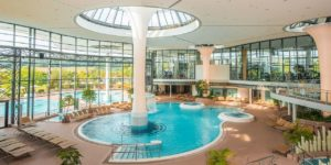 Advent - KissSalis Therme - Innenbecken