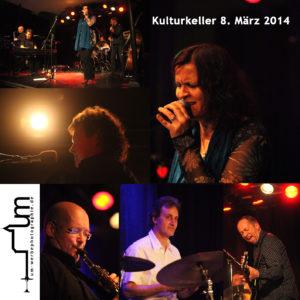 Mara & Chris Miller Band - Musik im Kulturkeller