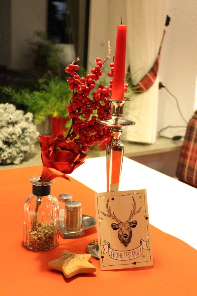 Weihnachten - Kerze