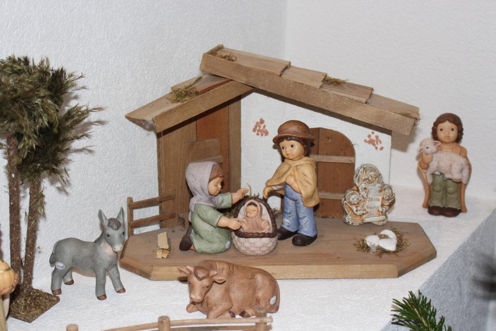 Weihnachten - Krippe