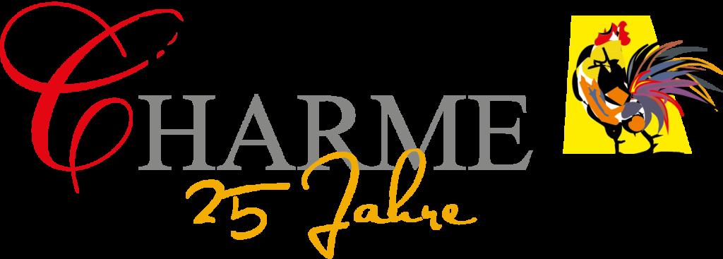 Rhöner Charme - Logo 25. Jubiläum