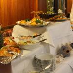 Fischbuffet - Kalte Ecke