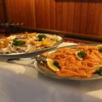 Fischbuffet - Forellenplatten