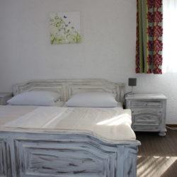 Dreibettzimmer - Bett