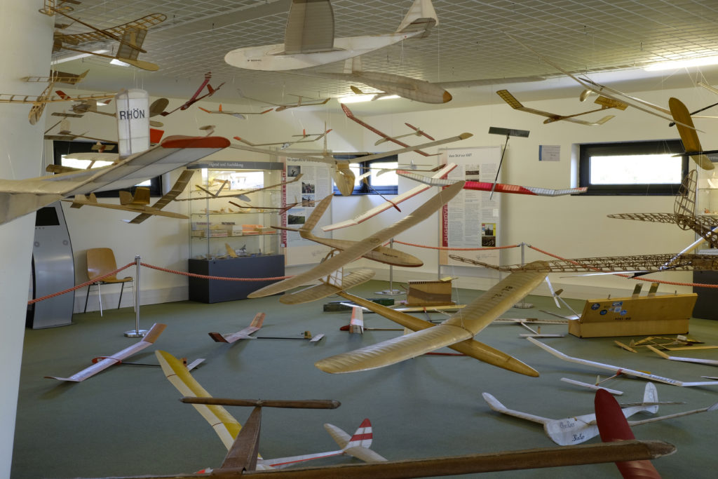 Wasserkuppe, Segelflugmuseum