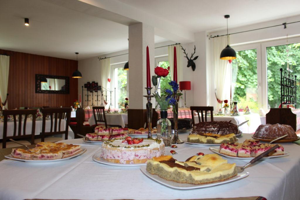 Genussgasthof - Festlich gedeckter Tisch