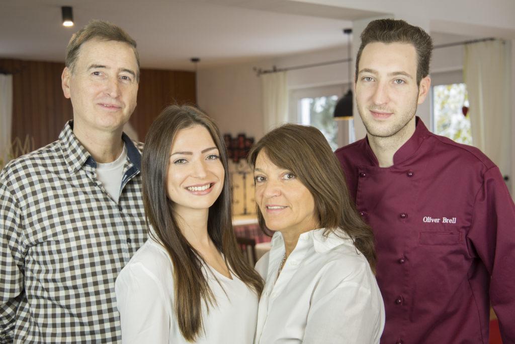 Familie Thomas Brell
