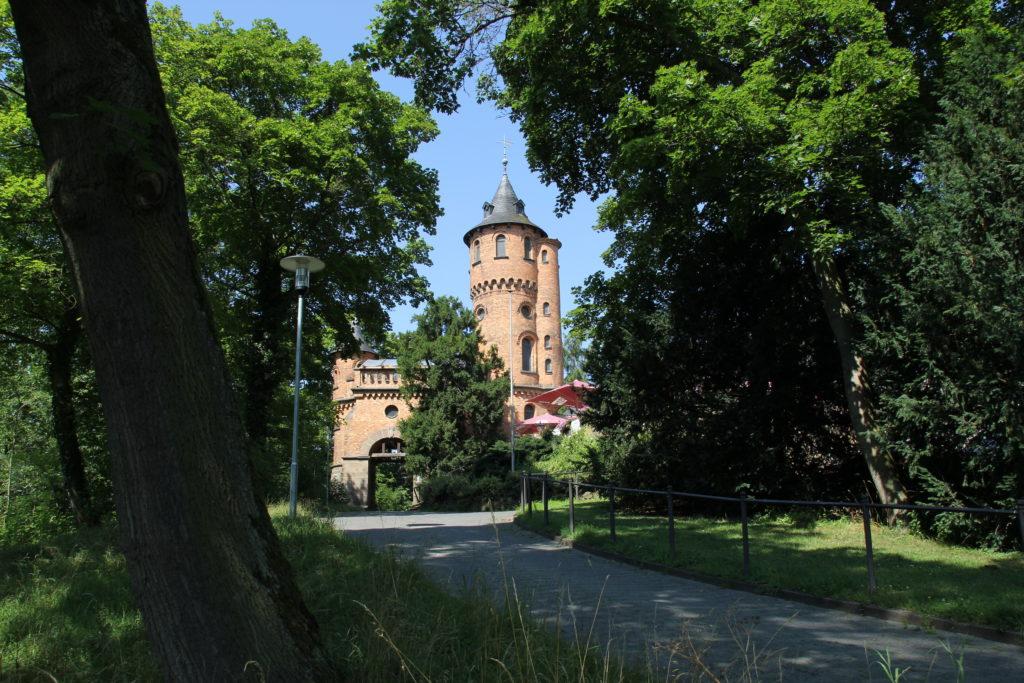 Grillenburg - Aussenansicht